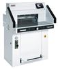 MBM Triumph 5560 LT Automatic Programmable Hydraulic Paper Cutter With Air Tables VRCut Ready