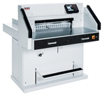 "MBM Triumph 7260 28"" Automatic Programmable Hydraulic Paper Cutter VRCut Ready"