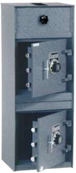 Gardall RC1237CC B Rated Depository Safe