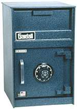 Gardall FL1328C B Rated Depository Safe