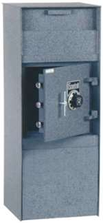 Gardall FL1337SD B Rated Depository Safe