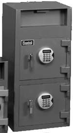 Gardall SDS-3315-G-EE Economical B Rated Depository Safe