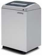 Kobra 270 TS HS6 Level 6 Touch Screen High Security Paper Shredder w/ Auto-Oiler