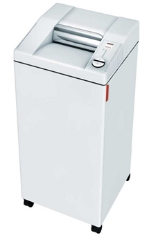 "MBM Destroyit 2604 (3/16"") Strip Cut Paper Shredder"