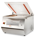 MiniPack MV45XII Double Bar Tabletop Chamber Vacuum Sealer