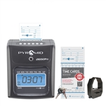 Pyramid 2650 Pro Auto-Aligning Time Clock