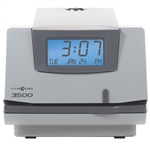 Pyramid 3500 Punch Card Time Recorder