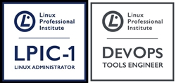 DevOps Tools Engineer/LPIC-1 Voucher Bundle