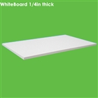 "Whiteboard .25"" - FREE SAMPLE"