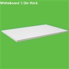 "Whiteboard .50"" - FREE SAMPLE"