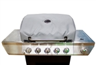 Outdoor grill insulation cover