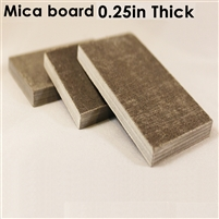 Mica Board, 0.25In - FREE SAMPLE