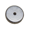 Magnetic plate accessories, used for removable insulation blankets on irregular shaped equipment.