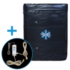 Frost Protection Heated Insulation Blanket with Ranco ETC Temperature Controller