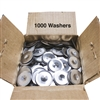 Washer accessories for removable isolation blanket for valves.