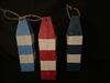 Wood Bouy 3 Astd Colors