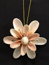 Strombus Flower Ornament