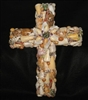 Natural Shell Crucifix