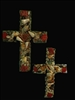 Crucifix With Natural Shells