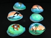 Painted Assorted Cowry Myrtle Beach