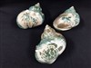 Carved  Jade Turbo Astd Designs