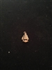 Gold Plated Sail Boat Charm