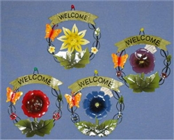"""Welcome"" Plaque"