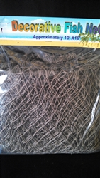 Decorative Fish Net 10X10'