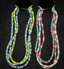 Neon Heishi Necklace