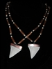 Necklace W/Great White Replica Shark Tooth
