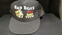 Bad Boys Adult Cap