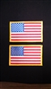 U.S. Flag Patch 2X3""