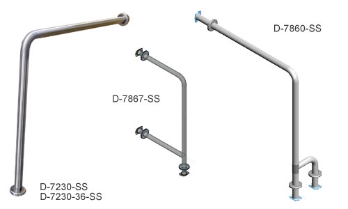 floor mounted grab bars for bathrooms wall to floor grab bars wall and floor mounted grab rails 25261