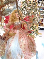 December Diamonds Large Fairy Display
