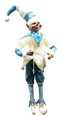 "Floridus 16"" ""FROZT"" Elf (White & Blue)"