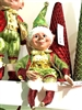"Floridus 13"" ""NELDOR"" Elf (Green/Red/Gold)"