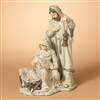 "GERSON 17.25""H Nativity Figure"