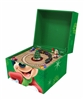 MR.CHRISTMAS DISNEY GREEN MICKEY MOUSE POM POM MUSIC BOX