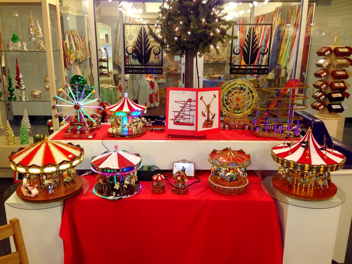mr christmas worlds fair grand jubilee carousel