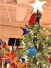 MR CHRISTMAS ANIMATED TREE TOPPER - SANTA'S SLEIGH **NEW**