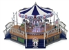 "MR CHRISTMAS WORLD'S FAIR PLATINUM BOARDWALK CAROUSELâ""¢ SOLD OUT!"