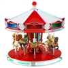 MR CHRISTMAS 1939 WORLD'S FAIR CAROUSEL