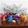 Raz Imports 6'' Nativity (Set of 8)