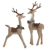"RAZ IMPORTS 24"" SNOWY REINDEER FOREST FRIENDS  SOLD OUT FOR SEASON"