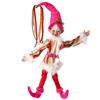 "RAZ IMPORTS 19"" POSABLE ELF Candy Sprinkles Collection"