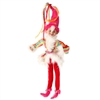 "RAZ IMPORTS 16"" POSABLE ELF Candy Sprinkles Collection"