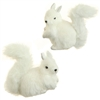"RAZ IMPORTS 7"" SQUIRREL (Set of 2)"