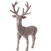 "RAZ IMPORTS 25.5"" DEER Champagne Frost Collection (SOLD OUT)"