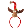 "RAZ IMPORTS 14"" MOOSE HEADBAND (SET OF 2)"