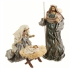 "RAZ IMPORTS 17.5"" HOLY FAMILY SET OF 3"